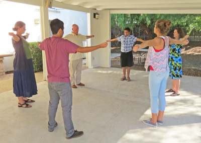 Practicing the Energization Exercises